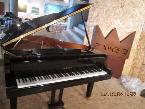 прокат,аренда черного концертного рояля,